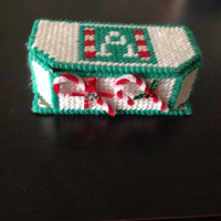 Holiday themed candy/ keepsake box.