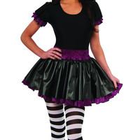 Teens Wizard of Oz Wicked Witch of the East Costume