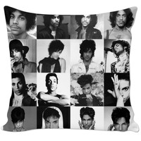 Prince Tribute Couch Pillow