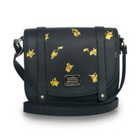 Loungefly x Pokémon Pikachu Print Crossbody Bag - View All - Whats New
