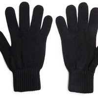 Cashmere Full-Finger Gloves