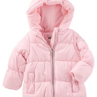 Pink Bow Heavyweight Jacket