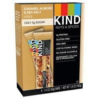 Kind® Caramel Almond & Sea Salt Nutrition Bar - Walmart.com