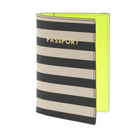 J.Crew Womens Printed Passport Case