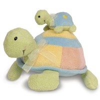 """Mama-Baby Musical Turtles - Plays """"You Are My Sunshine"""" - Encourages Roleplay, Creativity, and Imagination - Safe and Asthma Friendly"""