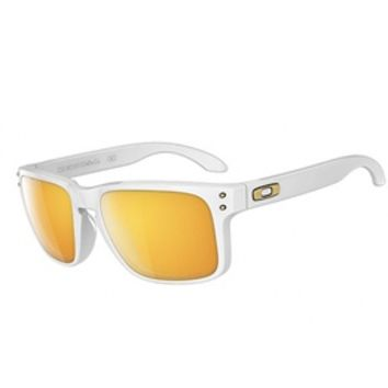 Oakley Holbrook Shaun White Signature Series Sunglasses at SwimOutlet.com - Free Shipping