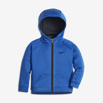 The Nike Therma Infant/Toddler Boys' Hoodie.