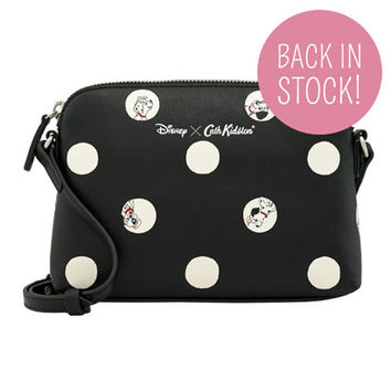 Puppy Spot Leather Small Cross Body Bag | View All | CathKidston