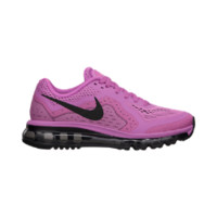 Nike Air Max 2014 Women's Running Shoes - Red Violet