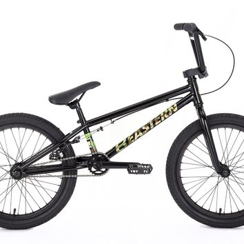 Eastern Lowdown Black/Camo Complete BMX Bike