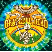 Grateful Dead - Sunshine Daydream 3 CD / 1 DVD
