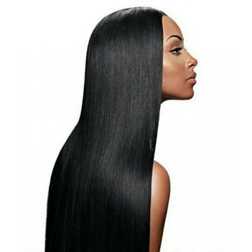8A Brazilian Straight Virgin Hair 3 Bundles Unprocessed Hair
