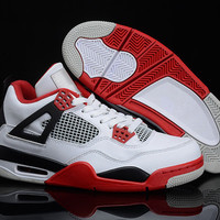 Air Jordan 4 basketball shoes sneakers 2016 military basketball shoes all sizes