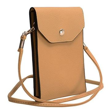 trendy cell phone cross body bag  number 1