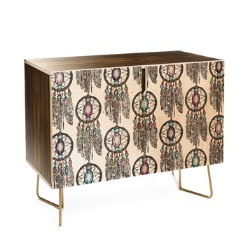 Sharon Turner Gemstone Dreamcatcher Credenza