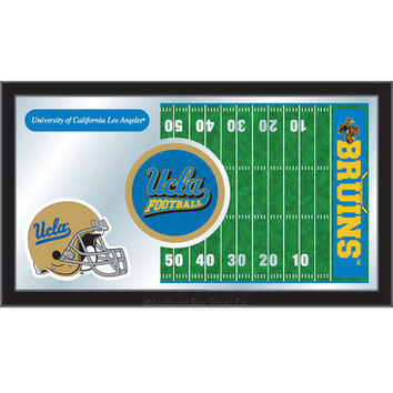 Holland Bar Stool UCLA Football Mirror