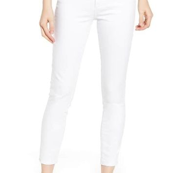 Articles Of Society Skinny Jeans - White