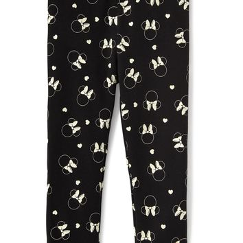 Disney© Minnie Mouse Leggings for Toddler Girls | Old Navy