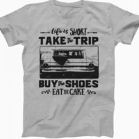 Take The Trip T Shirt For Men Women on We Heart It