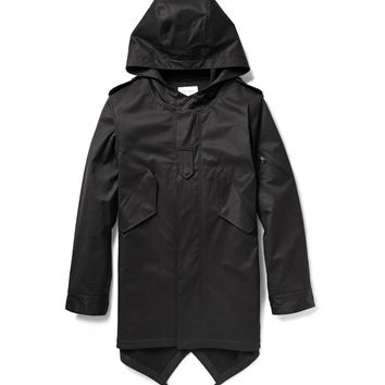 Public School - Hooded Cotton-Canvas Fishtail Parka | MR PORTER