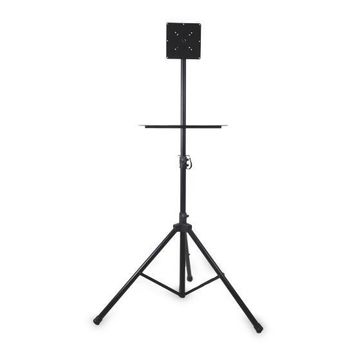 Portable Tripod TV Stand - Television LCD Flat Panel Monitor Mount (For TVs up to 32'')