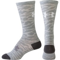 UA Women's Land Camo Crew Socks