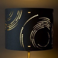 Supermarket - glowFlow, lampshade from stellavie
