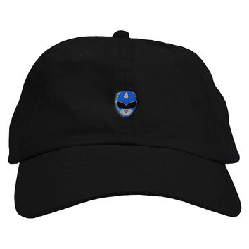 Power Rangers Blue Dad Hat