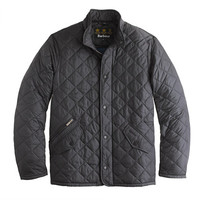 J.Crew Mens Barbour Flyweight Chelsea Quilted Jacket