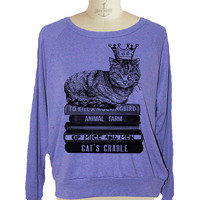 King Cat Women's Sweatshirt