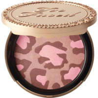 Pink Leopard - Blushing Bronzer - Too Faced