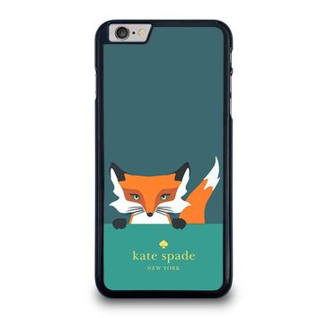 KATE SPADE NOVELTY FOX iPhone 6 / 6S Plus Case Cover