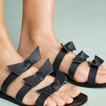 Kaanas Recife Bow Sandals