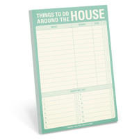 Things To Do Around The House Pad – Honey Do List by Knock Knock