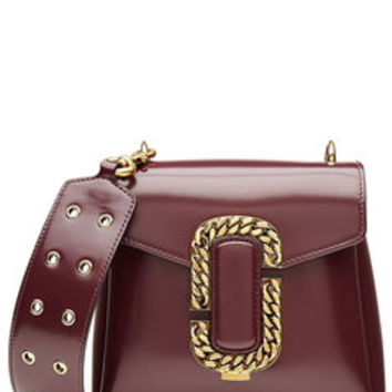 Patent Leather Shoulder Bag - Marc Jacobs | WOMEN | US STYLEBOP.com