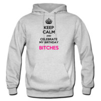 Keep Calm and Be Merry Christmas HOODIE