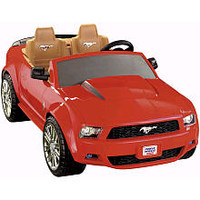 Power Wheels Fisher-Price Ford Mustang