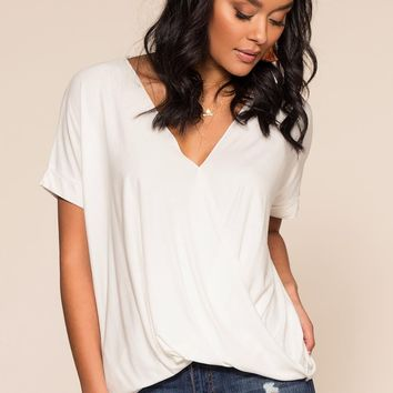 Sweet Nothing Top - White