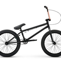 "Redline Asset BMX Bike Gloss Black 20"" 2017"