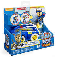 Paw Patrol - Chases's All-Stars Cruiser