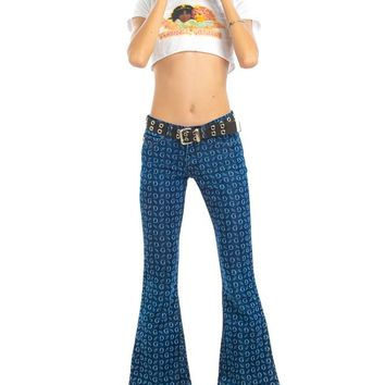 Vintage Y2K Guess Iconic Flares - XS