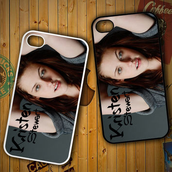 Beautiful Kristen Stewart F0312 LG G2 G3, Nexus 4 5, Xperia Z2, iPhone 4S 5S 5C 6 6 Plus, iPod 4 5 Case