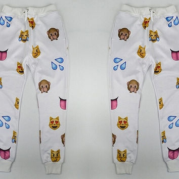 Fashion Women Cartoon Trousers Sportswear = 1901164740