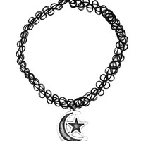 Heavenly Bodies Tattoo Choker