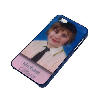 5SOS MICHAEL CLIFFORD iPhone 4 / 4S Case