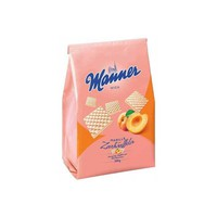 Manner - Apricot Wafers, 7 oz (200 g)