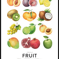 Fruit, posters