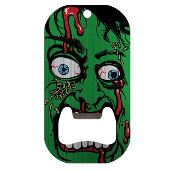 Zombie Scream Mini Bar Blade Bottle Opener