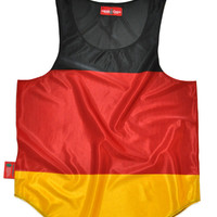Germany Flag Tank Top