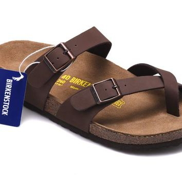 Men's and Women's BIRKENSTOCK sandals Mayari Birko-Flor 632632288-104